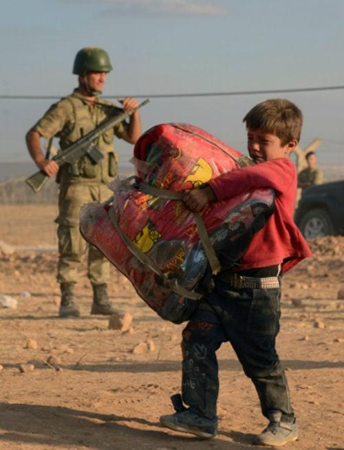 Cuộc chiến ở Iraq và Syria: Thảm cảnh 13,6 triệu dân thường phải sơ tán - anh 7