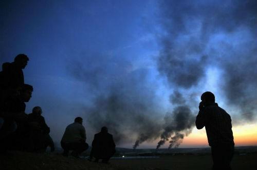 Cuộc chiến ở Iraq và Syria: Thảm cảnh 13,6 triệu dân thường phải sơ tán - anh 10