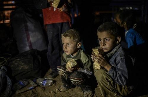 Cuộc chiến ở Iraq và Syria: Thảm cảnh 13,6 triệu dân thường phải sơ tán - anh 4