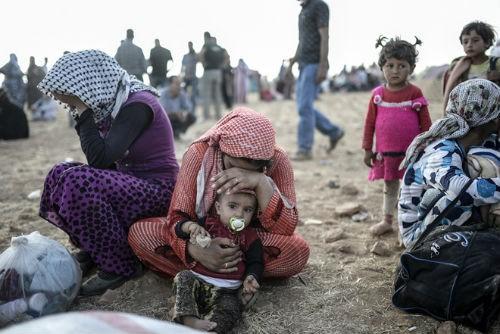 Cuộc chiến ở Iraq và Syria: Thảm cảnh 13,6 triệu dân thường phải sơ tán - anh 5