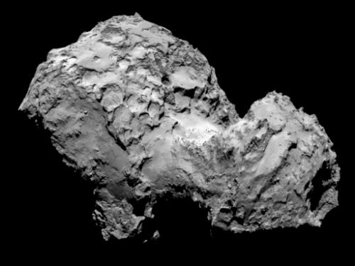 Tàu thăm dò sao Chổi Philae hạ cánh thành công sau 10 năm bay - anh 3