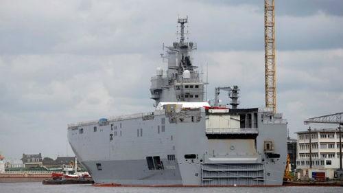 Nga gửi tối hậu thư cảnh cáo Pháp vì 'dám' lỡ hẹn giao tàu chiến - anh 2