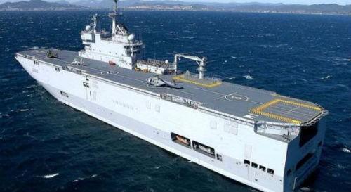 Nga gửi tối hậu thư cảnh cáo Pháp vì 'dám' lỡ hẹn giao tàu chiến - anh 1