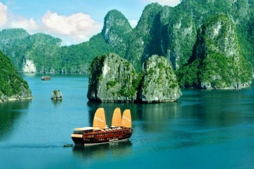 """3 vịnh Việt Nam lọt top """"Câu lạc bộ những vịnh đẹp nhất thế giới"""" - anh 3"""