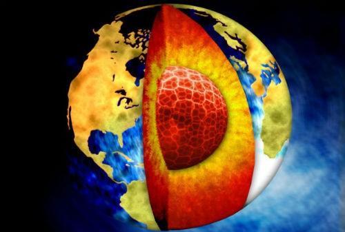 Khám phá bí mật bên trong lõi Trái đất - anh 1