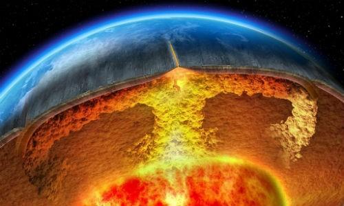 Khám phá bí mật bên trong lõi Trái đất - anh 4