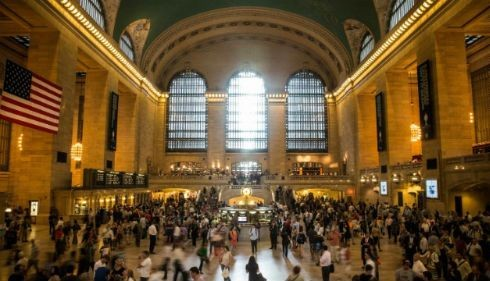 Ngắm vẻ đẹp ngỡ ngàng của 10 nhà ga trên toàn thế giới - anh 10