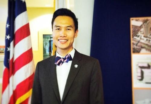 Thành phố đông dân ở Mỹ có thị trưởng gốc Việt trẻ nhất - anh 1
