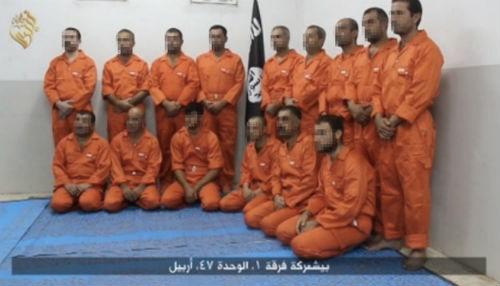 Cuộc sống 'địa ngục' của các tay súng từng phục vụ cho khủng bố IS - anh 1