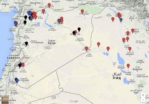 IS nắm giữ 46 trại huấn luyện khủng bố và sự bất an của phương Tây - anh 2