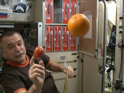 Bữa tiệc mừng Lễ Tạ ơn có '1-0-2' của phi hành gia trên Trạm ISS - anh 3