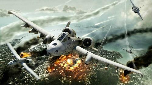 Mỹ điều hàng loạt máy bay cường kích dội bom xuống IS - anh 1