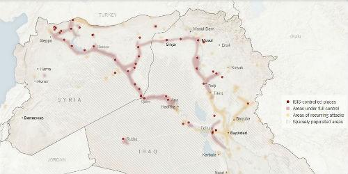 Mỹ điều hàng loạt máy bay cường kích dội bom xuống IS - anh 2
