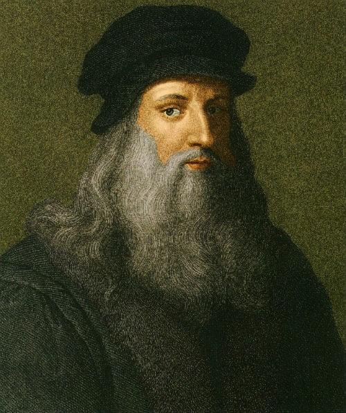 Mẹ của danh họa Da Vinci là nô lệ Trung Quốc? - anh 1