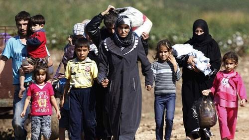 Liên Hợp Quốc đột ngột cắt viện trợ lương thực cho 1,7 triệu người tị nạn Syria - anh 2