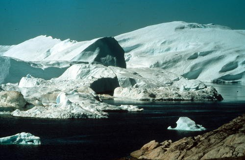 Khám phá vẻ đẹp hút hồn của vịnh băng Ilulissat - anh 2