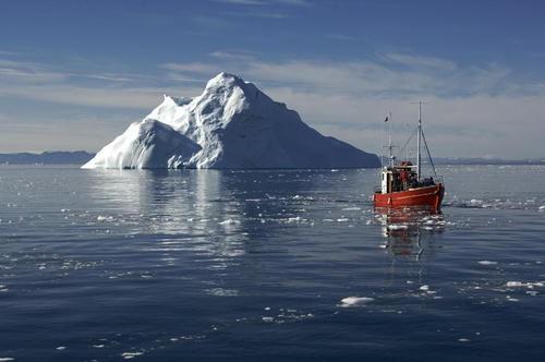 Khám phá vẻ đẹp hút hồn của vịnh băng Ilulissat - anh 4
