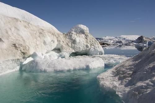 Khám phá vẻ đẹp hút hồn của vịnh băng Ilulissat - anh 3