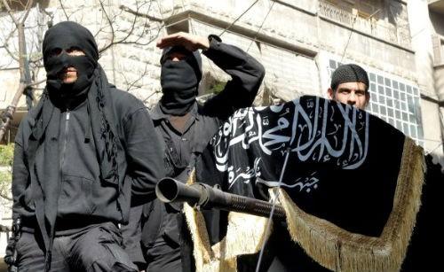 IS sở hữu kho vũ khí 'khủng' đủ sức chiến đấu trong 2 năm - anh 1
