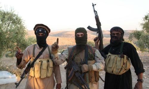 IS sở hữu kho vũ khí 'khủng' đủ sức chiến đấu trong 2 năm - anh 4