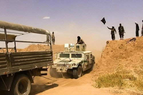 IS sở hữu kho vũ khí 'khủng' đủ sức chiến đấu trong 2 năm - anh 3