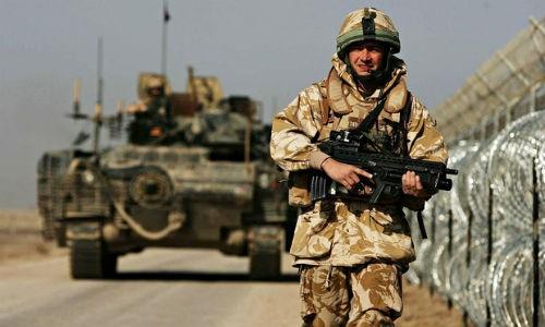 Anh: Điều hàng trăm quân sang Iraq để hãm đà bành trướng của IS - anh 1