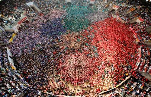 Chùm ảnh: Những sự kiện nối bật của thế giới năm 2014 (phần cuối) - anh 2
