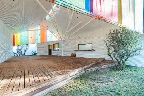 """'The Chapel' của Việt Nam đoạt giải """"Công trình của năm"""" tại Liên hoan Kiến trúc Thế giới - anh 7"""