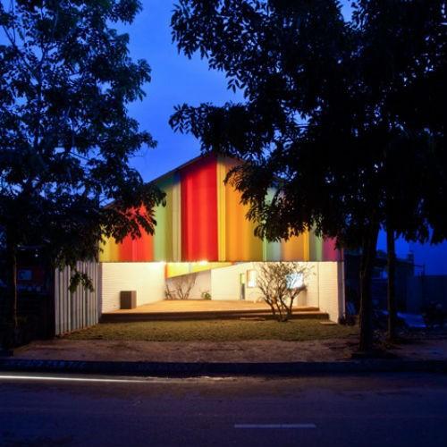"""'The Chapel' của Việt Nam đoạt giải """"Công trình của năm"""" tại Liên hoan Kiến trúc Thế giới - anh 3"""