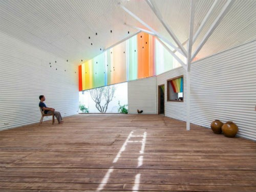 """'The Chapel' của Việt Nam đoạt giải """"Công trình của năm"""" tại Liên hoan Kiến trúc Thế giới - anh 9"""
