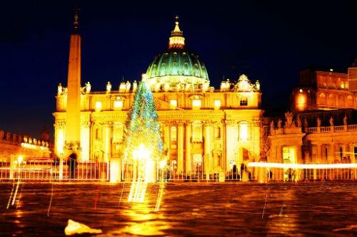 Đón Giáng sinh tại Vatican với những tục lệ truyền thống, ấm áp nhất năm - anh 1
