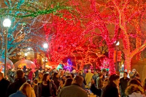Ngắm nước Mỹ quyến rũ trong sắc màu Giáng sinh 2014 - anh 17