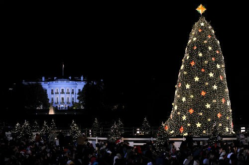 Ngắm nước Mỹ quyến rũ trong sắc màu Giáng sinh 2014 - anh 18
