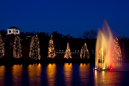 Ngắm nước Mỹ quyến rũ trong sắc màu Giáng sinh 2014 - anh 19