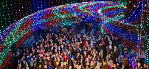 Ngắm nước Mỹ quyến rũ trong sắc màu Giáng sinh 2014 - anh 20