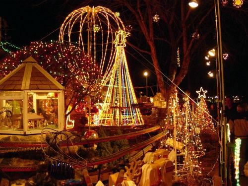 Ngắm nước Mỹ quyến rũ trong sắc màu Giáng sinh 2014 - anh 22