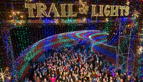 Ngắm nước Mỹ quyến rũ trong sắc màu Giáng sinh 2014 - anh 8