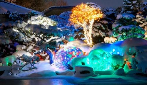 Ngắm nước Mỹ quyến rũ trong sắc màu Giáng sinh 2014 - anh 9