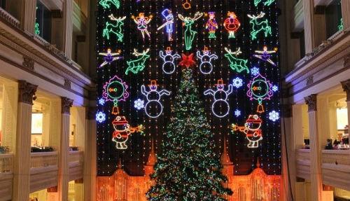 Ngắm nước Mỹ quyến rũ trong sắc màu Giáng sinh 2014 - anh 13