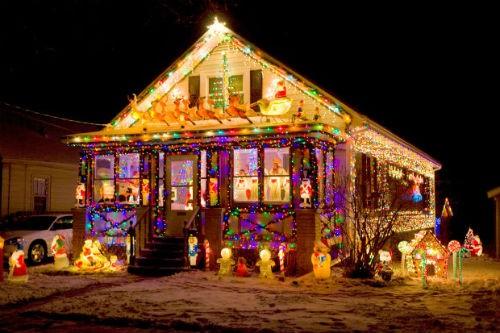 Ngắm nước Mỹ quyến rũ trong sắc màu Giáng sinh 2014 - anh 15