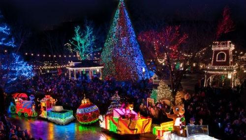 Ngắm nước Mỹ quyến rũ trong sắc màu Giáng sinh 2014 - anh 25