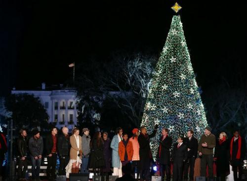 Ngắm nước Mỹ quyến rũ trong sắc màu Giáng sinh 2014 - anh 2