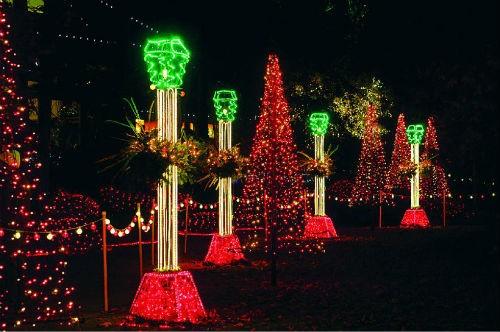Ngắm nước Mỹ quyến rũ trong sắc màu Giáng sinh 2014 - anh 3