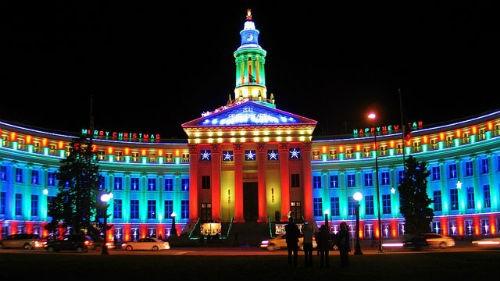 Ngắm nước Mỹ quyến rũ trong sắc màu Giáng sinh 2014 - anh 4