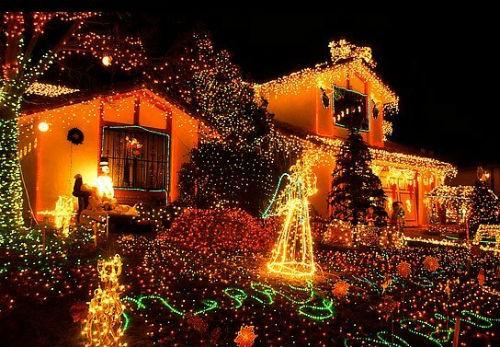 Ngắm nước Mỹ quyến rũ trong sắc màu Giáng sinh 2014 - anh 6
