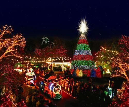 Ngắm nước Mỹ quyến rũ trong sắc màu Giáng sinh 2014 - anh 7