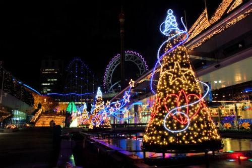 Giới trẻ Nhật nô nức đón Giáng sinh 2014 - anh 4