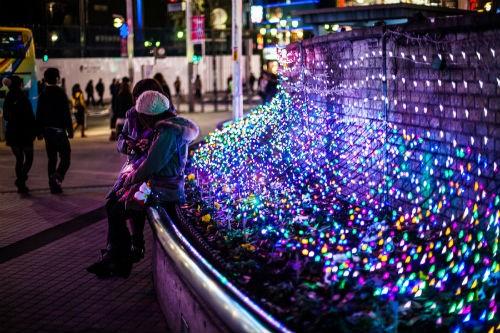 Giới trẻ Nhật nô nức đón Giáng sinh 2014 - anh 3
