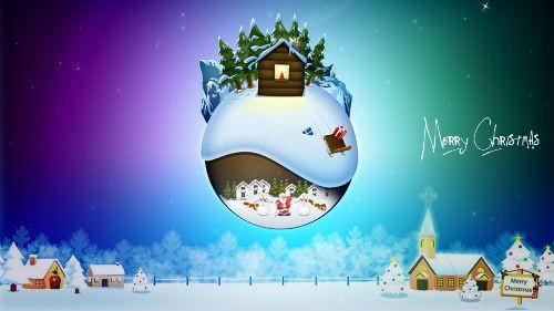 Những câu chúc Giáng sinh bằng các thứ tiếng trên thế giới - anh 4