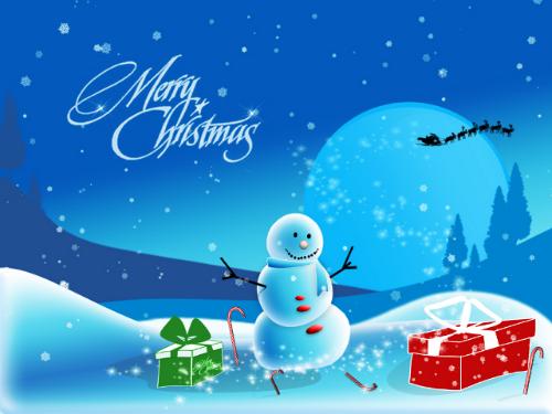 Những câu chúc Giáng sinh bằng các thứ tiếng trên thế giới - anh 1